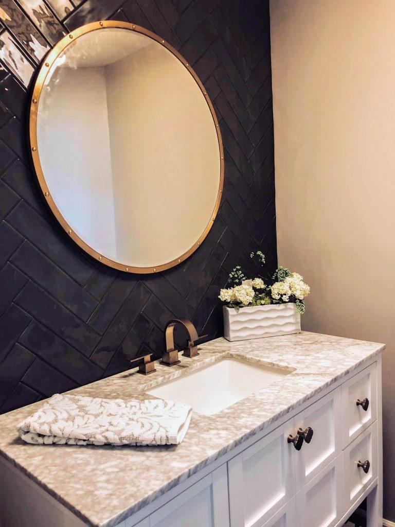 Bathroom Renovation After – Bryan Casey Construction