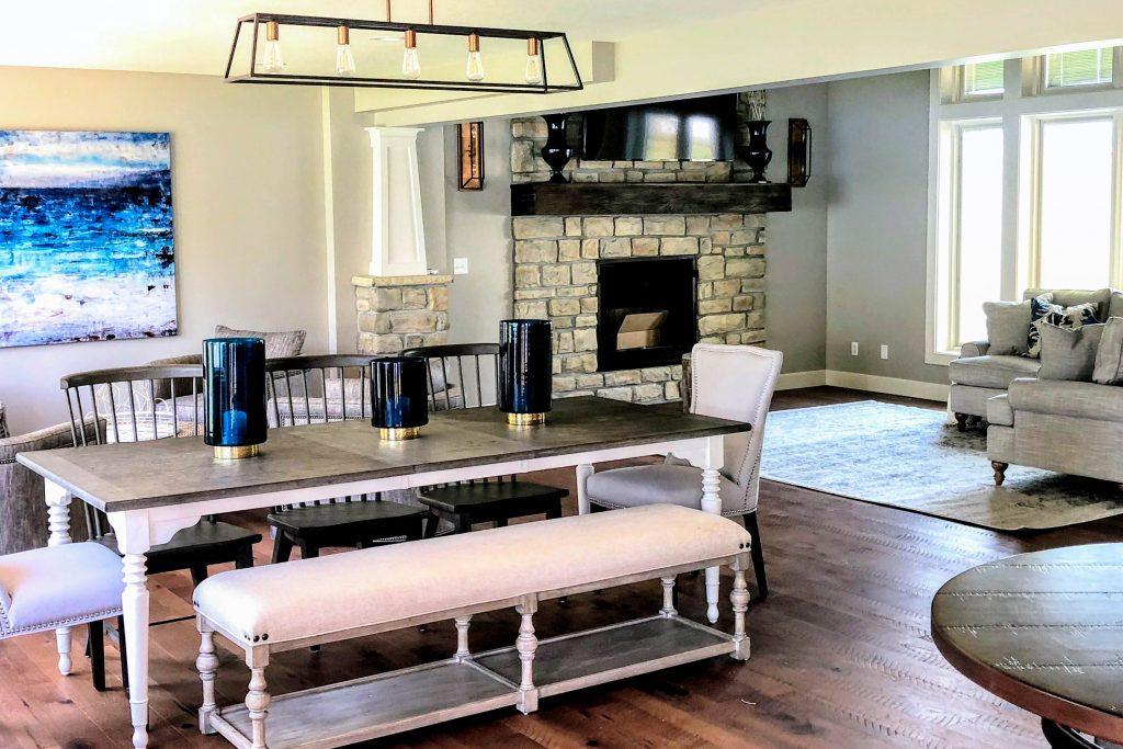 Living Room Renovation After – Bryan Casey Construction