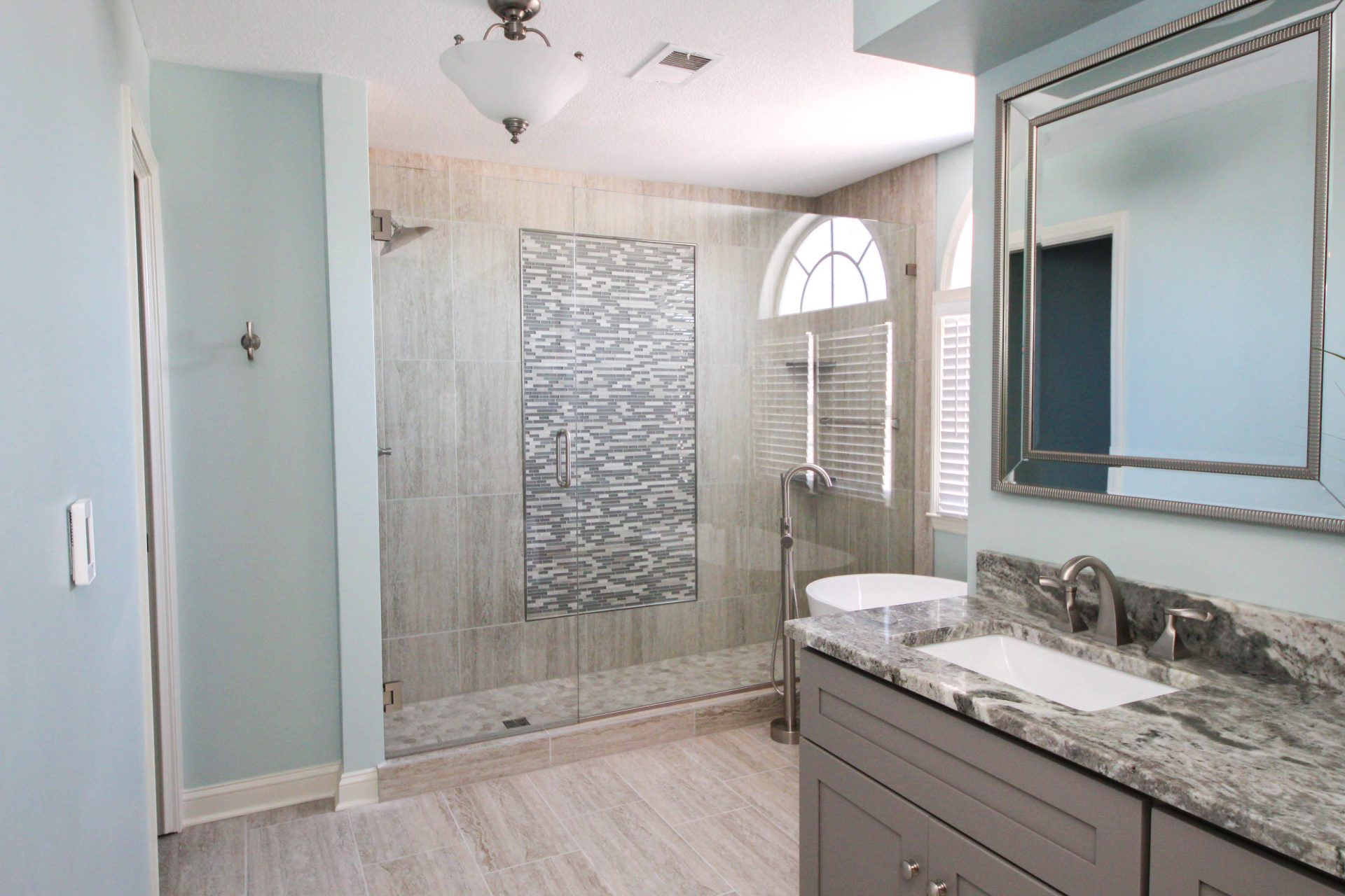 Bathroom Renovation After – Bryan Casey Construction