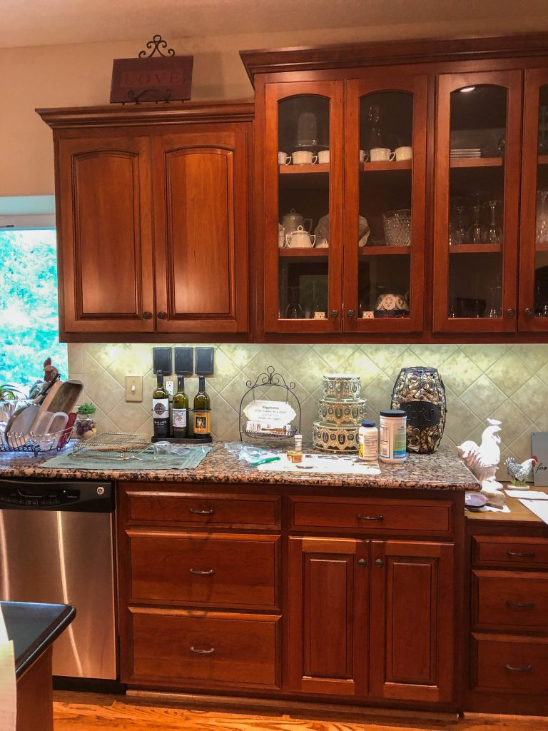 Kitchen Renovation Before – Bryan Casey Construction
